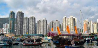 Hong Kong (foto SleepyCats pixabay.com)