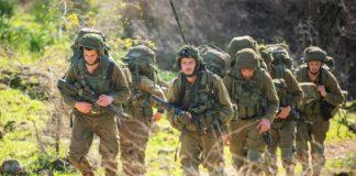 Israele soldati