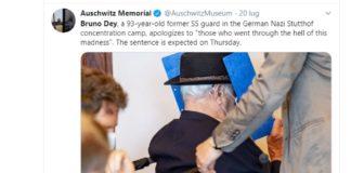 Olocausto Ss condannato
