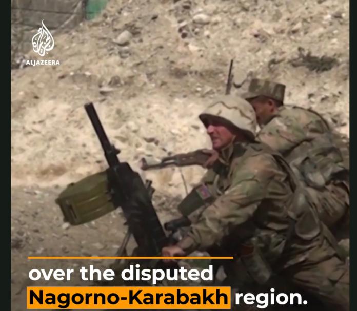 Nagorno Karabakh da Aljazeera