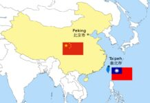 Taiwan Cina