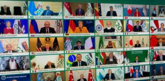 G20 Riyad
