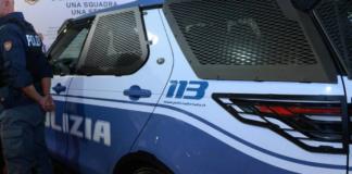 Polizia (foto profilo facebook polizia di stato)