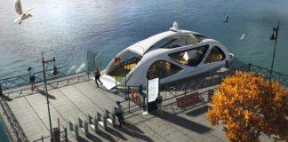 Zeabuz traghetto elettrico