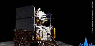 Luna missione cinese