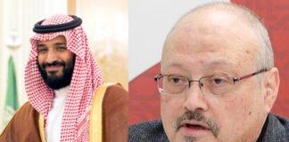 Mohammad bin Salman e Khashoggi