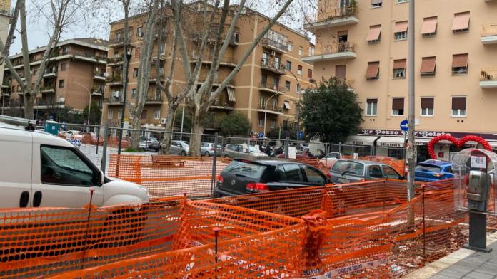 Roma lavori in corso