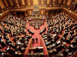 Senato fiducia Draghi