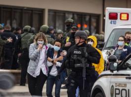 USA strage Colorado