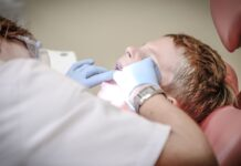 Dentista mandibola bruxismo