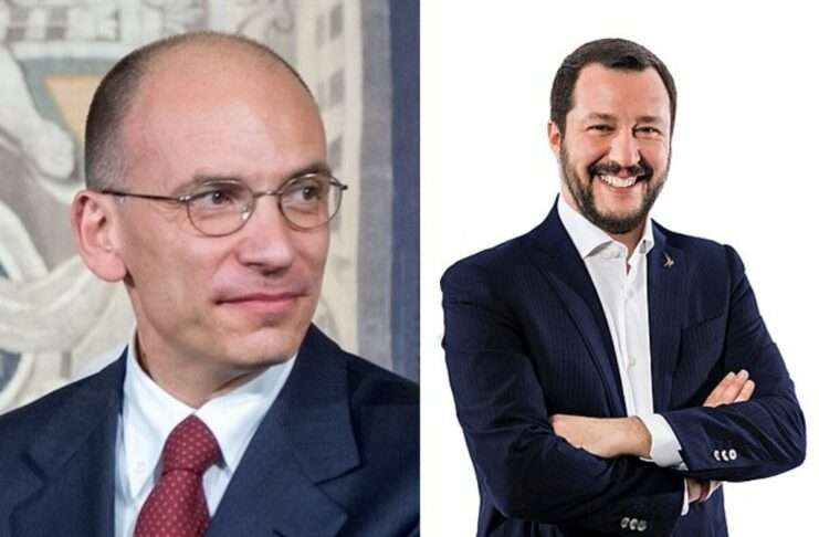 Letta - Salvini