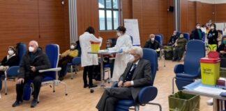 Vaccino a Mattarella Spallanzani