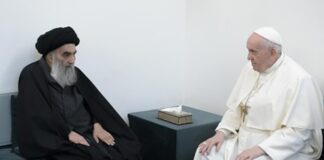 Papa e ayatollah