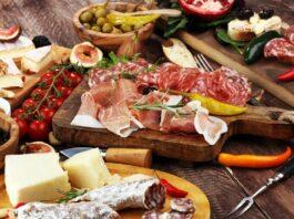 Salumi e formaggi dazi
