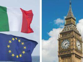 UE - Gran Bretagna