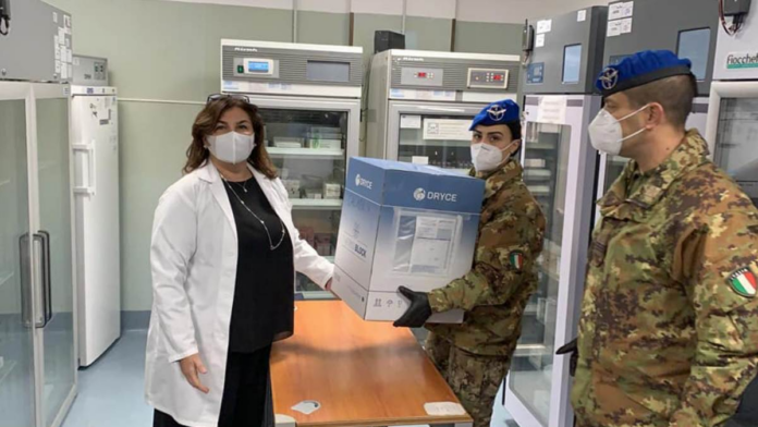 Vaccini esercito