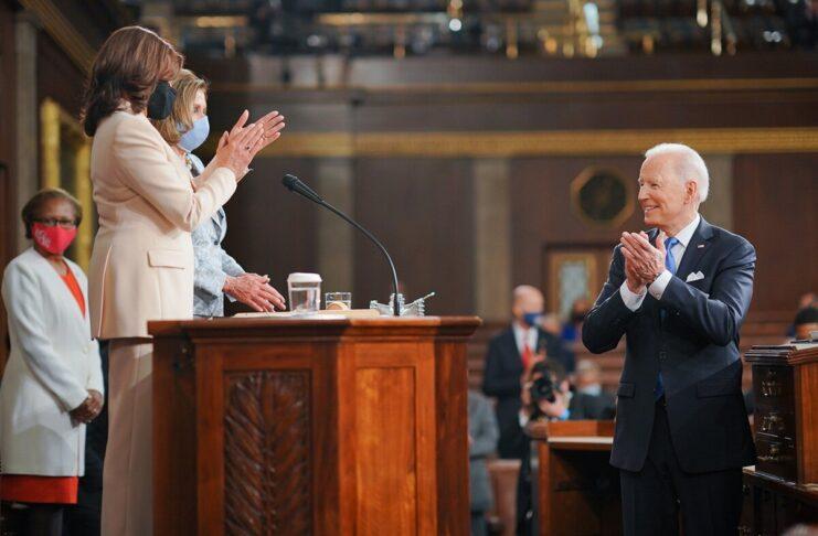 Biden 100 giorni presidente