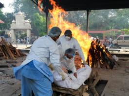 India Covid ossigeno