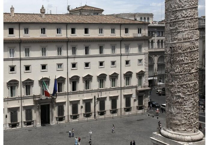 Palazzo Chigi Piano