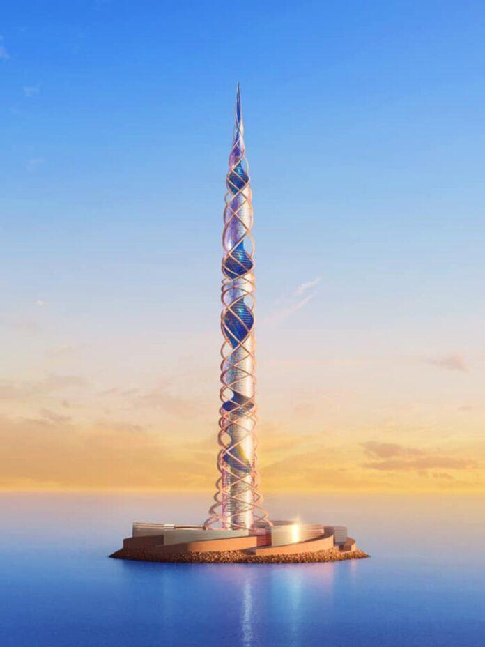 Grattacielo San Pietroburgo Lakhta