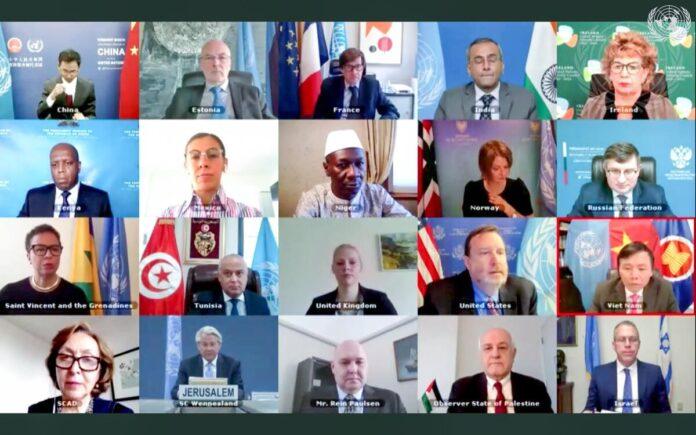 colloqui Medio Oriente Consiglio sicurezza ONU