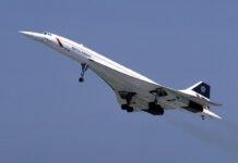 concorde supersonico
