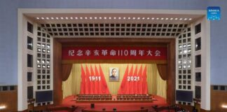 Cina anniversario 1911 Taiwan