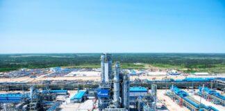 Gas Gazprom Putin